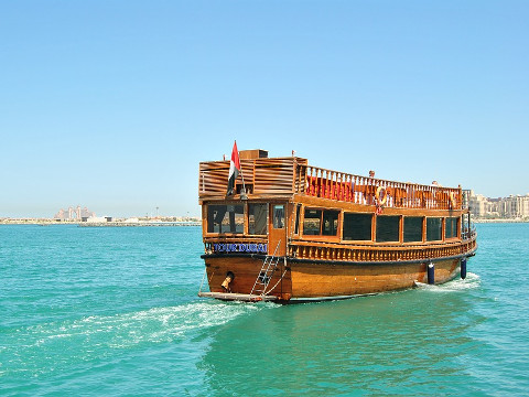 Top 5 excursies in Dubai